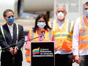 Venezuela recibió ayuda técnica desde China