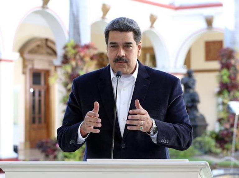 Maduro aprueba fondos para bono «coronavirus»