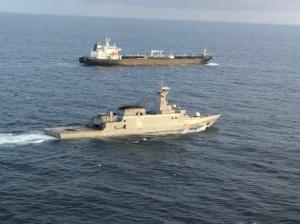 Ceofanb garantiza llegada segura de buques iraníes a Venezuela