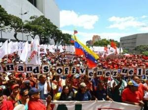 Partidos instan a detener plan terrorista de EEUU contra Venezuela