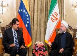 Maduro: Venezuela e Irán tenemos derecho a comerciar libremente