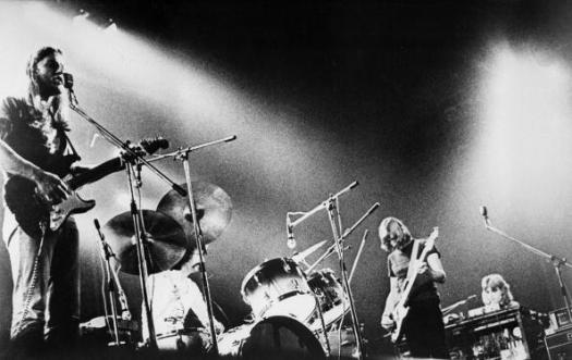 pink floyd live 70s