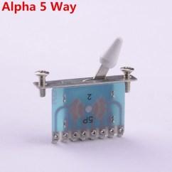 Strat Wiring Diagram Import Switch 1988 Toyota Pickup Starter Alpha Guitar 5 Way : 40 Images - Diagrams ...