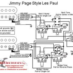 Emg Pickups Wiring Diagram Krone Rj11 Socket Les Paul 'jimmy Page' - Ultimate Guitar