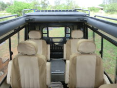 This Open Sided Safari Vehicle Ensures You See All The Action