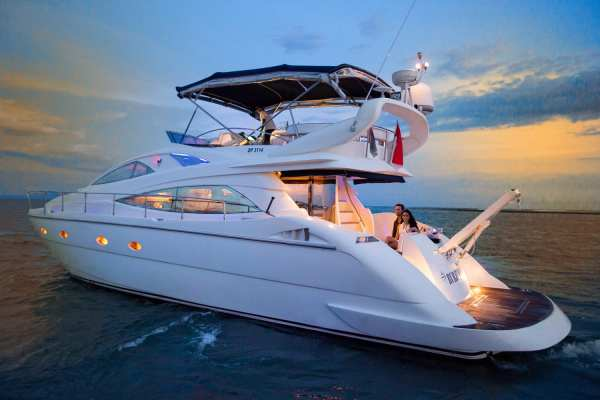 Burjuman Super Yacht | Luxury Yacht Charter | Ultimate Bali