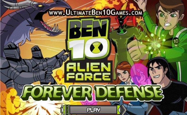 Ben 10 Forever Defense