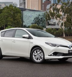2016 toyota corolla hybrid hits australia prices to be unveiled in mid 2016 [ 1280 x 852 Pixel ]
