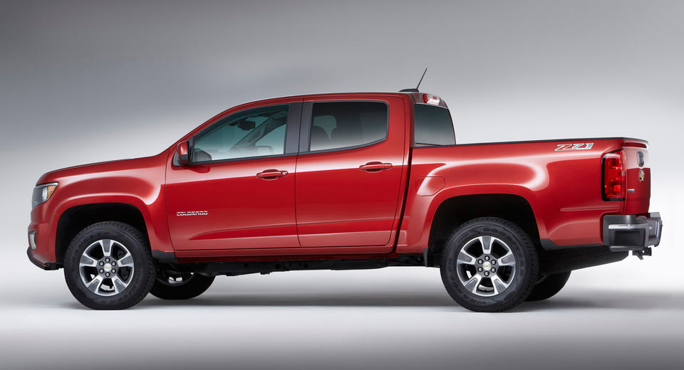 2017 holden colorado wiring diagram 1000 watt hps ballast us chevrolet kicks off ultimate car blog the carmaker also offers two optional engines 2 8 liter turbo diesel same one used on version in australia