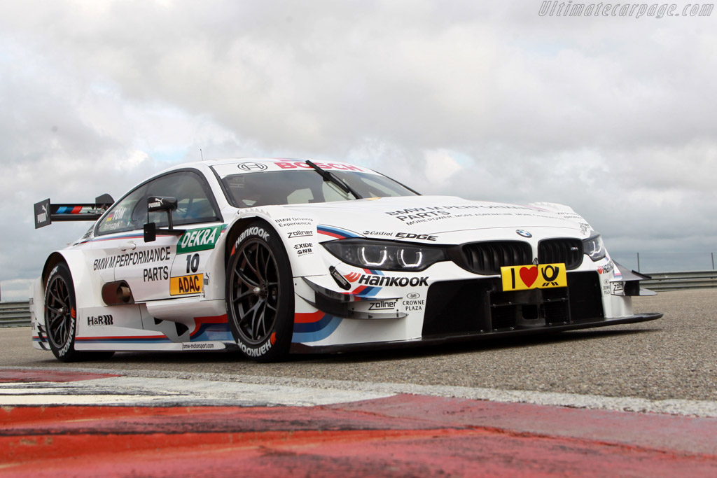 2014 Bmw M4 Dtm Images Specifications And Information