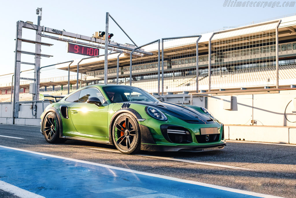2019 Techart Gtstreet Rs Images Specifications And Information
