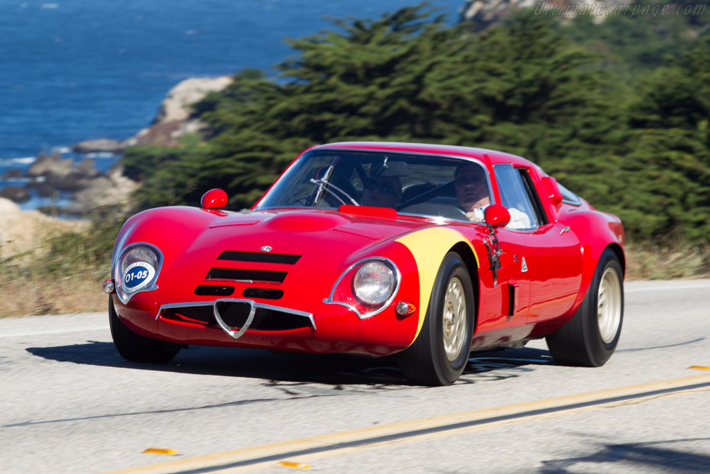 Vintage Car Hd Wallpapers For Pc 1965 1966 Alfa Romeo Giulia Tz2 Chassis Ar750117