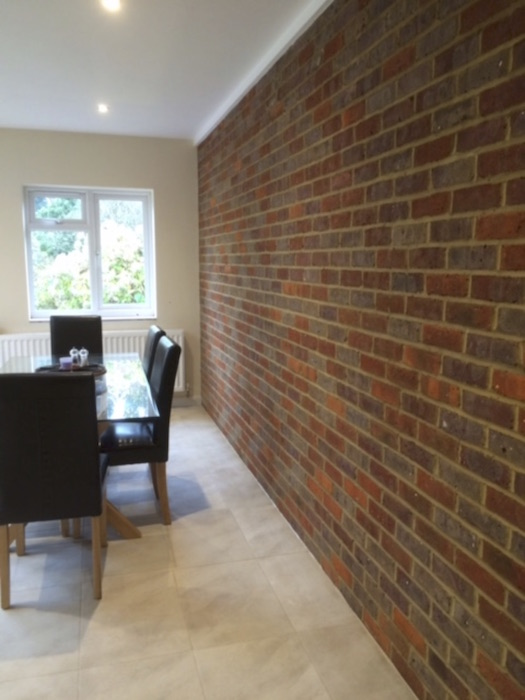 Feature Walls Project 2