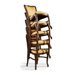 Upholstered Stacking Chairs Office Stool Fiorino Dark Wood Stackable Chair From Ultimate Contract Uk