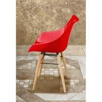 Translucent Side Chair 2 DS - from Ultimate Contract UK