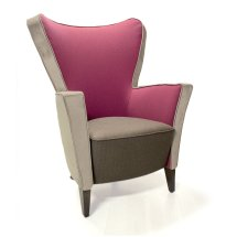 Tulip High Lounge Chair Ind - Ultimate Contract Uk