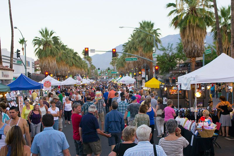 Ultimate Guide to Palm Springs