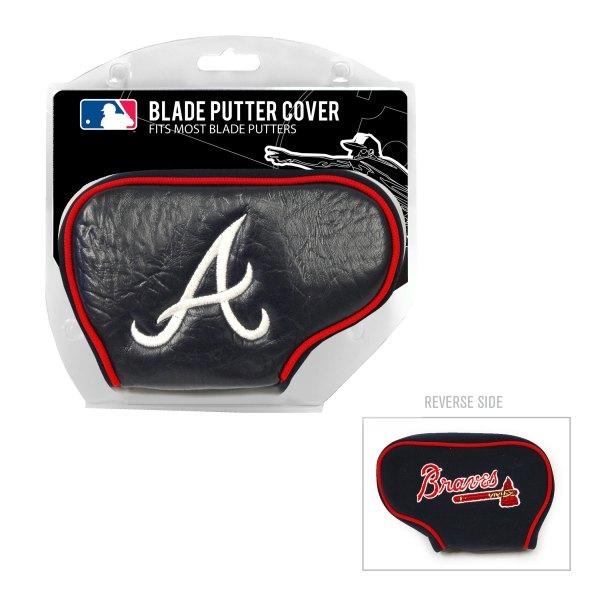 Atlanta Braves Blade Putter Cover