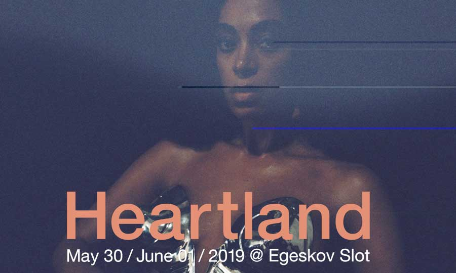Singer Songwriter Solange to play Denmark's Heartland