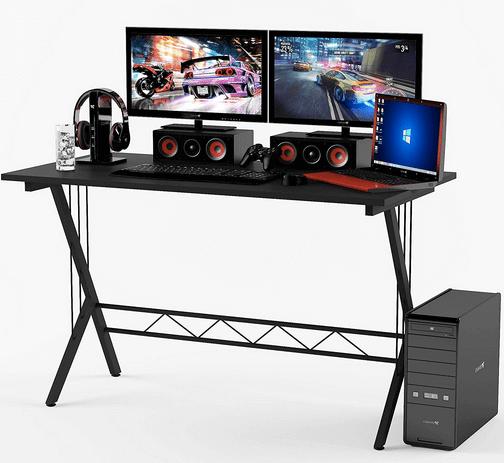 20 Best Gaming Desks July 2018 Computer Gaming Desk Reviews