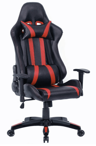 desk chair leans forward office lazy boy best gaming computer chairs top 26 handpicked giantex executive racing pc