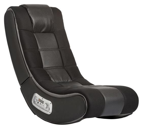 kids gaming chairs white belmont barber chair the best for children v rocker 5130301 se video