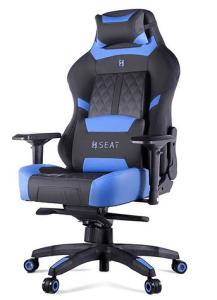 ergonomic chair pros weird rocking n seat pro 600 series executive gaming review pro600 blue