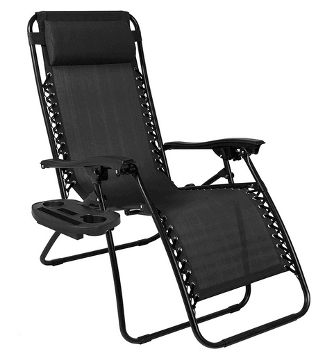 folding desk chair fur office best chairs reviews buyers guide choice products zero gravity