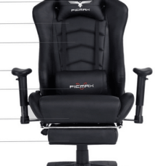 Gaming Chair Best Small Papasan Cushion Computer Chairs Top 26 Handpicked Read Review