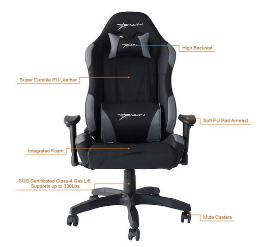 computer chair for gaming action track best chairs top 26 handpicked check