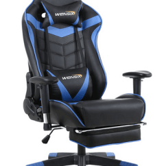 Gaming Chair Review Vanity Table And Wensix The Ergonomic