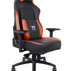 Office Chair Review Comfy Gaming Chairs Thermaltake X Comfort Early 2018 Tt Esports Air