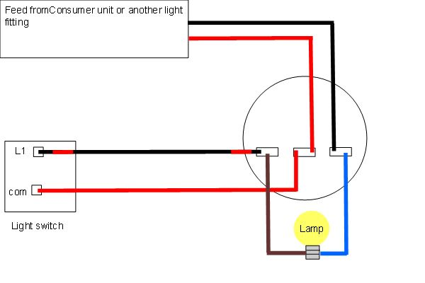 ceiling light switch wiring diagram, Wiring diagram