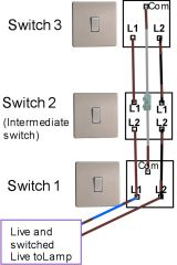intermediate light switch wiring diagram printable atom three way switching | fitting