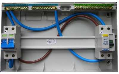 Split Load Consumer Unit Consumer Units Electrics