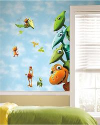 15 Inspiring Wall Murals For Kids Room