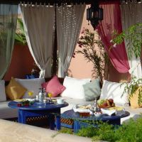 Exotic Moroccan Patios For Courtyards | Ultimate Home Ideas