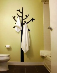 15 Unique Bathroom Wall Decor Ideas