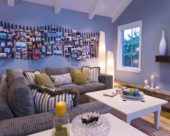 Gallery Wall Ideas For Living Room