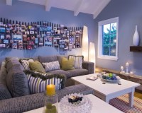 Gallery Wall Ideas For Living Room | Ultimate Home Ideas