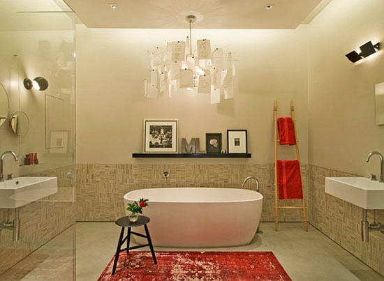 15 unique bathroom light fixtures