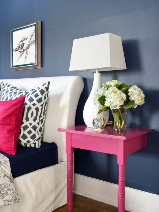 DIY nightstand idea with old table - NO.1# THE MOST BEAUTIFUL DIY BEDROOM NIGHTSTAND IDEAS