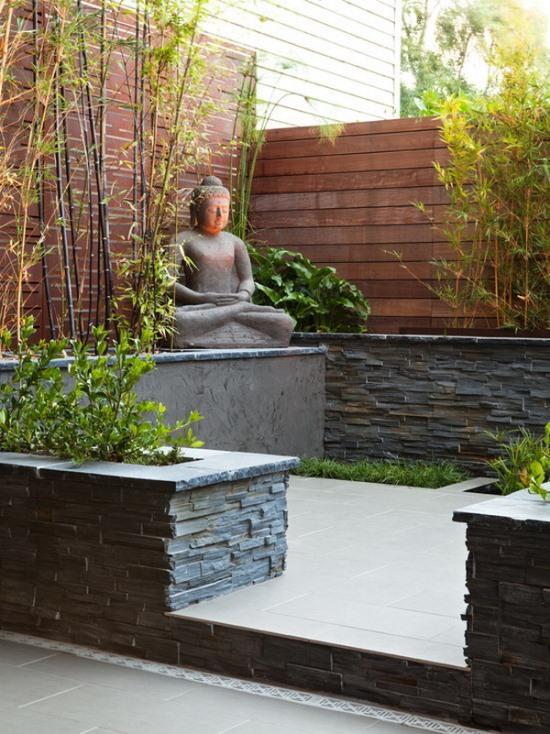 stunning garden statue ideas