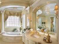 18 Elegant Romantic Bathroom Designs