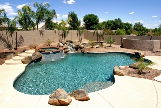 50 Backyard Swimming Pool Ideas