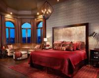 20 Red Master Bedroom Design Ideas | Ultimate Home Ideas