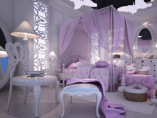 50 purple bedroom ideas for teenage girls   ultimate home ideas