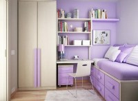 50 Purple Bedroom Ideas For Teenage Girls | Ultimate Home ...