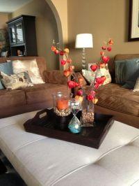 51 Living Room Centerpiece Ideas