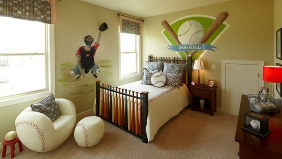 Boys Bedroom Ideas Sports Ideasidea